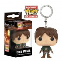 Llavero mini Funko Pop! Eren Attack on Titan