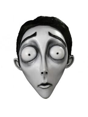 Máscara Latex Victor de La Novia Cadáver