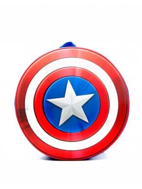 Mochila niños escudo de Capitán América