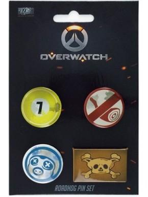 Chapas Overwatch Roadhog