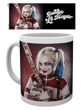 Taza Suicide Squad Monster