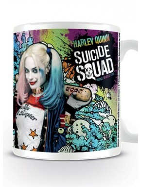 Taza Harley Quinn Crazy