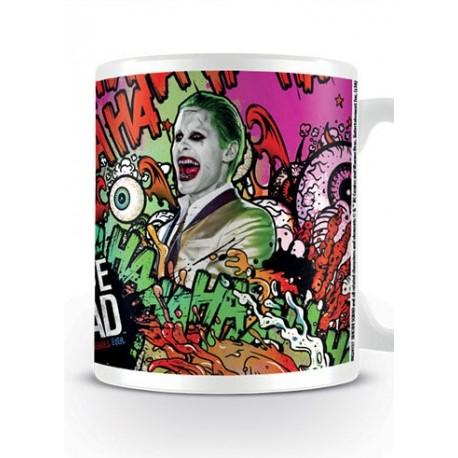 Taza Joker Crazy Suicide Squad