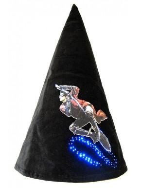 Sombrero Harry Potter con luz