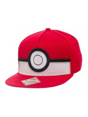 Gorra entrenador Pokemon