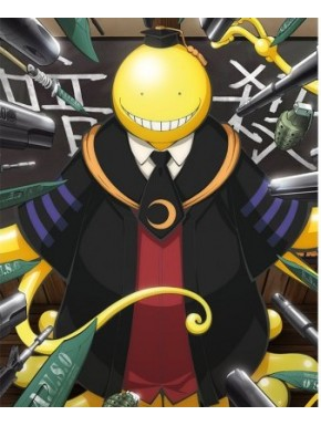 Poster Assassination Classroom Koro Sensei