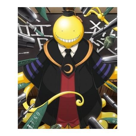 Poster Assassination Classroom Koro Sensei