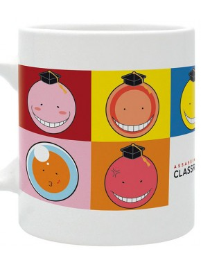Taza Assassination Classroom Koro Faces