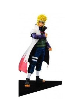 Figura Minato Banpresto Naruto Shinobi Relations 15cm