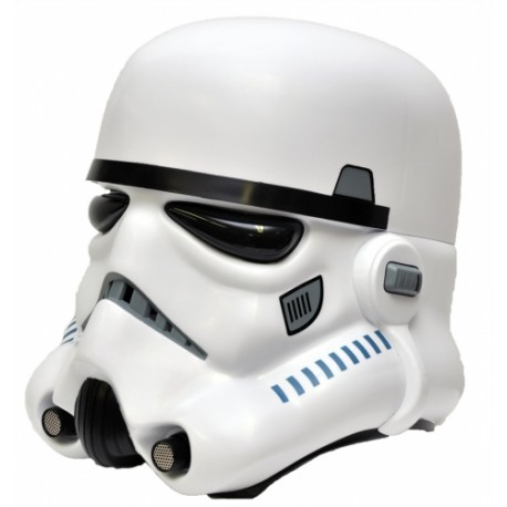 Casco Stormtrooper Rubies Collector Edition