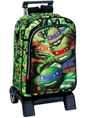 Mochila con Trolley Tortugas Ninja