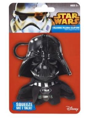 Llavero peluche Vader 10cm