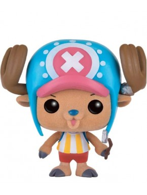 Pop Chopper Terciopelo One Piece Ed. Limitada