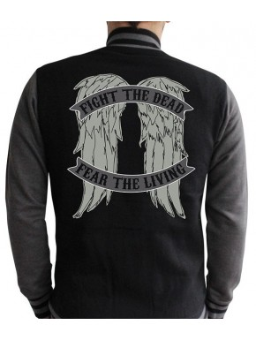 Sudadera Walking Dead Angel Wings