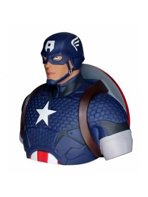 Hucha Busto Capitan America