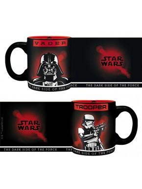 Set de 2 Mini Tazas Star Wars Trooper