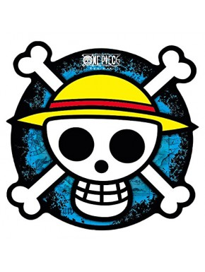 Alfombrilla ratón One Piece Skull