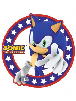 Alfombrilla ratón Sonic