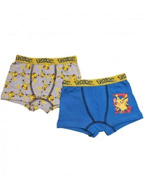 Set 2 boxer Pikachu niño