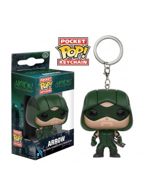 Llavero mini Funko Pop Arrow