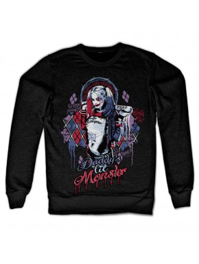 Sudadera Harley Quinn Monster