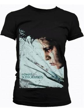 Camiseta Chica Eduardo Manostijeras