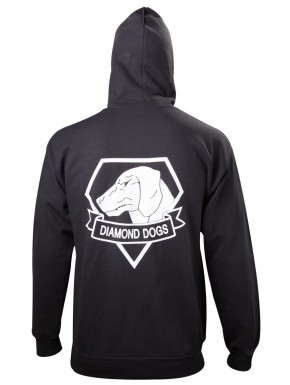 Sudadera Metal Gear Diamond Dogs