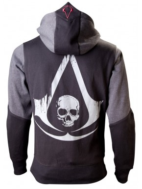 Sudadera Assassin's Creed Black Flag