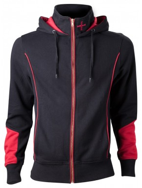 Sudadera Assassin's Creed Rogue negra