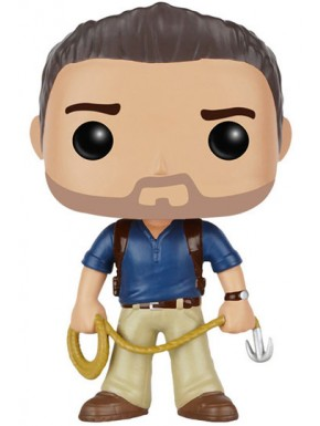 Funko Pop Nathan Drake Uncharted