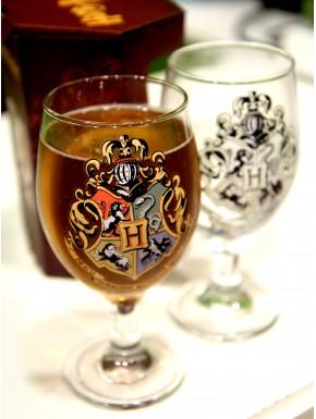 Copa cristal térmica Hogwarts Harry Potter