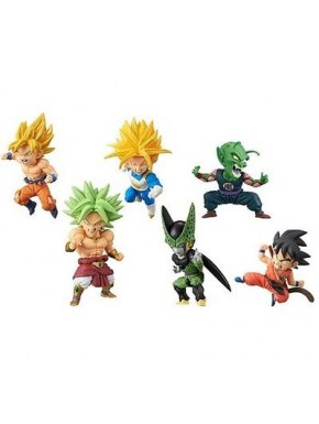 Selección Figuras Banpresto Dragon Ball