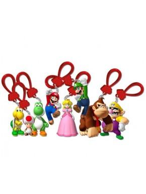 Llaveros sopresa Super Mario