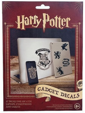 Set vinilos adhesivos Harry Potter