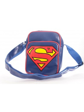 Bandolera vertical Superman logo