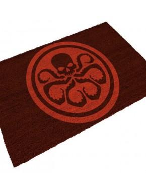 Felpudo coco Marvel Hydra logo
