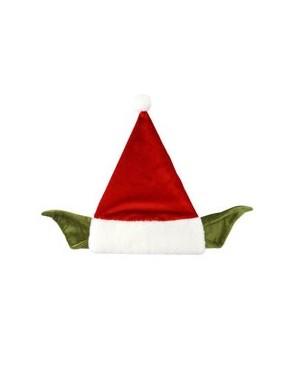 Gorro Navidad con orejas de Yoda