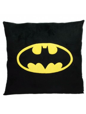 Cojín cuadrado Batman logo