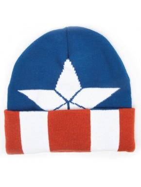 Gorro invierno Capitán América