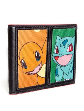 Cartera premium Pokemon mosaic