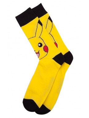Calcetines Pokemon Pikachu