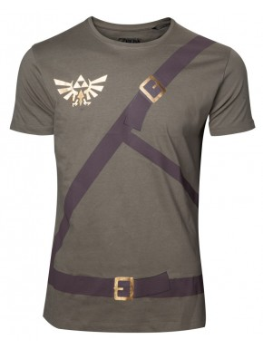 Camiseta Zelda soy Link