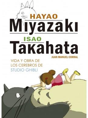 Libro Miyazaki y Takahata