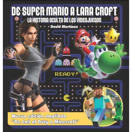 Libro De Super Mario a Lara Croft