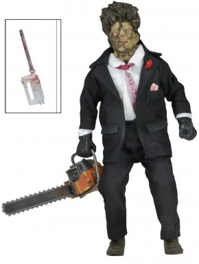 Figura Leatherface La Matanza de Texas 2 30th Anniversary