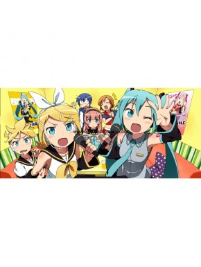 Taza Vocaloid characters