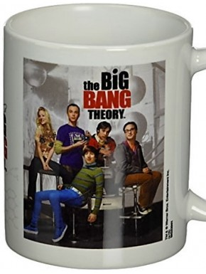 Taza Big Bang Theory friends
