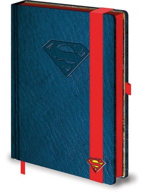 Libreta Premium A5 Superman