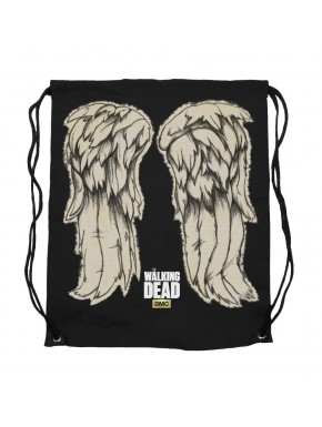 Bolsa tela Walking Dead wings