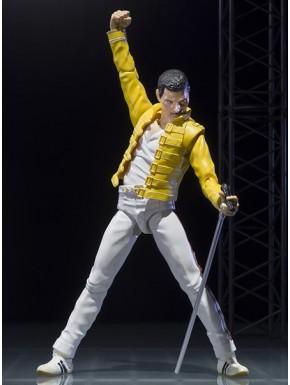 Figura Freddie Mercury 14cm Figuarts